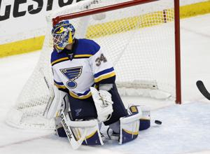 Blues' season ends in first round again