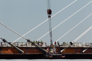 New Mississippi River bridge to open Feb. 9