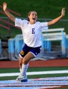 Pulliam's quick OT goal propels No. 5 Eureka by upset-minded Marquette