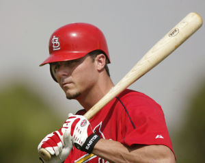 Former Card Ankiel, beguiling talent turned slugger, retires
