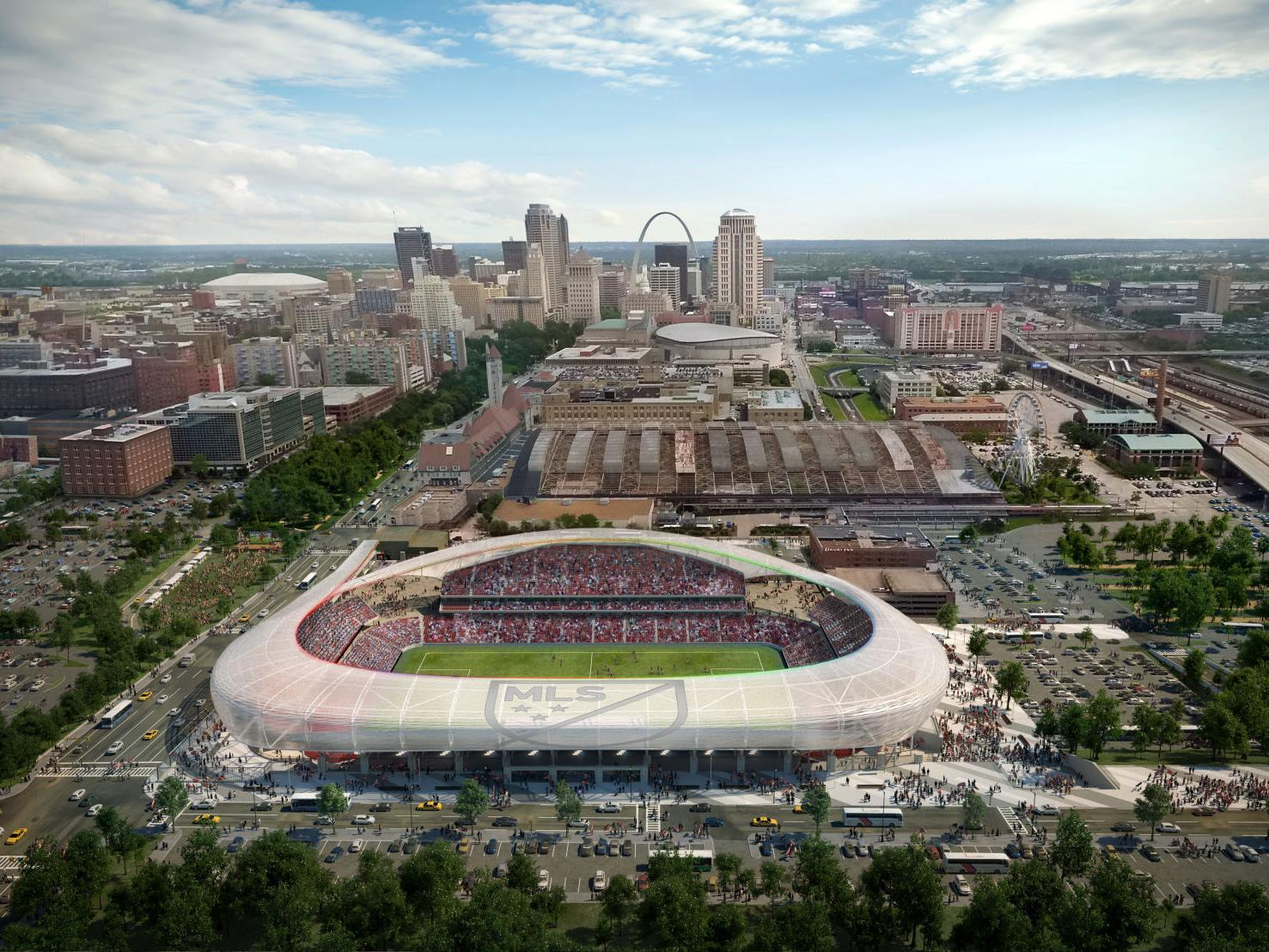 St. Louis soccer stadium funding bill is dead
