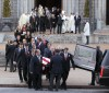 Funeral of St. Louis Cardinals' Stan Musial