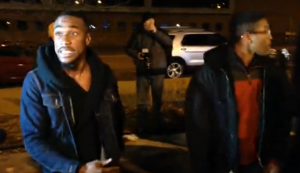Raw Video: Reaction To Grand Jury decision