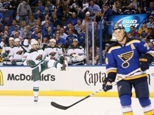 Blues unload fan favorite Oshie
