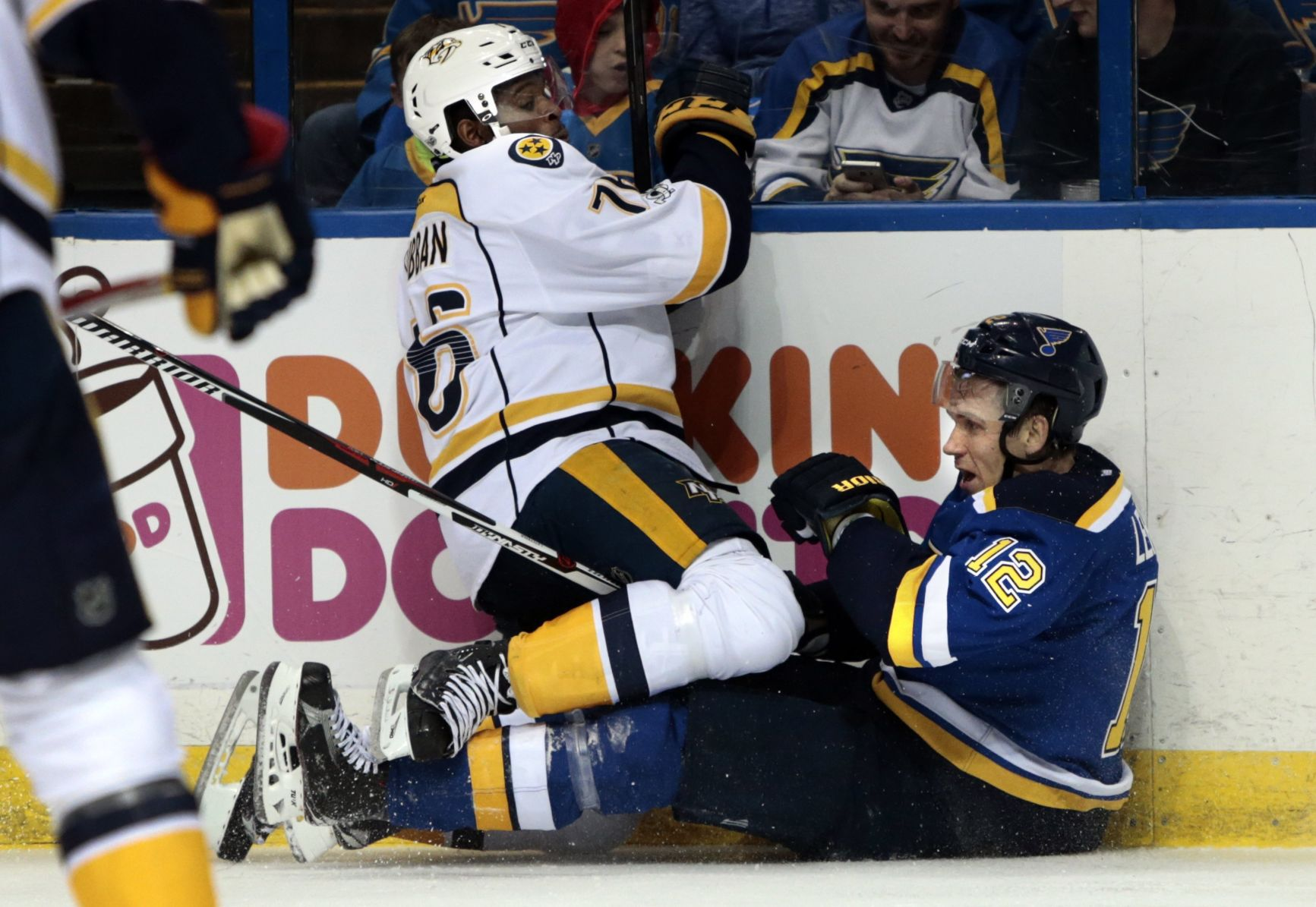 Ortiz: Can Blues Overcome Their Home-ice Funk?