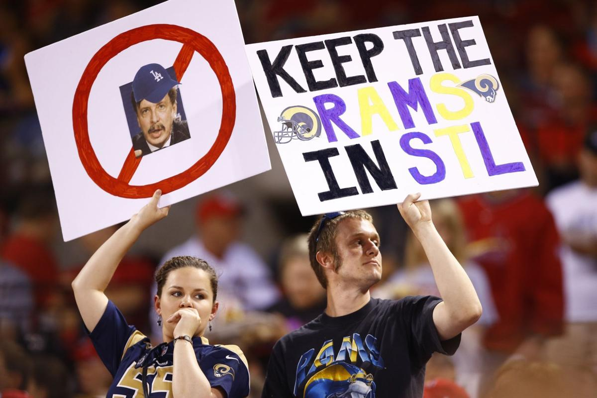 rams fans left to wonder if this will be last ever nfl