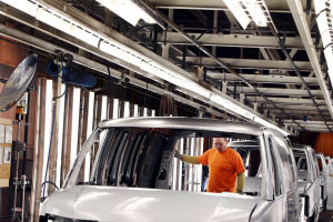 GM may outsource some Wentzville van output as pickup orders soar
