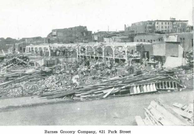 Amc Poplar Bluff >> Poplar Bluff tornado damage in 1927 : News