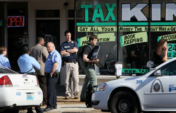 Irs Raids St Louis Tax Preparation Businesses News
