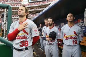 Cardinals vs Nationals NLDS Game 3