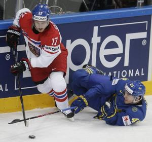 Sobotka 'probably' staying in KHL in 2015-16