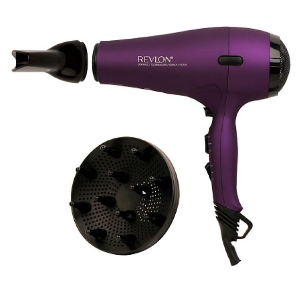 Product test revlon hair dryer lifestyles for Ac motor hair dryer