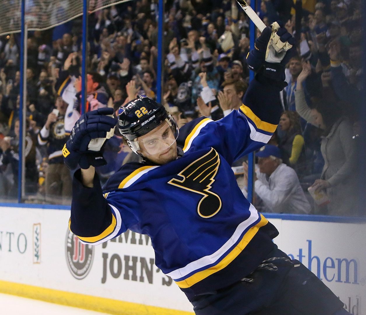 Blues hope to have Shattenkirk back Saturday