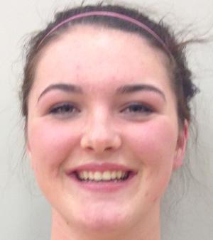 Megan Brown • Dupo softball