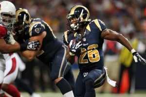 Rams Notebook: Richardson gets full day of work