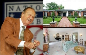 Stan Musial slept here, and so can you — for $1.8 million