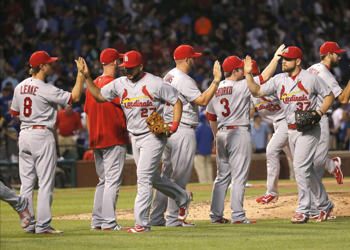 Cardinals baseball team