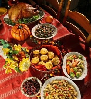 thanksgiving side dishes you can make ahead of time