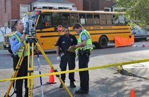 Man struck, killed by school bus in St. Louis