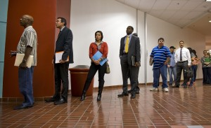 Long-term unemployed struggle to find, and keep, jobs