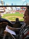 St. Louis Cardinals Ernie Hays