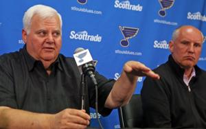 Hockey Guy: Blues promise new look, new faces