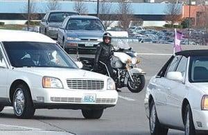 funerals working as an escort Perth