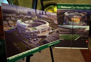"City comptroller says stadium financing ""no touchdown"""