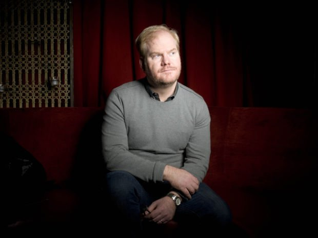 jim gaffigan and family