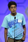Chesterfield speller Venkatachalam again makes semi-finals of Spelling Bee