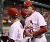 Cardinals vs Mets
