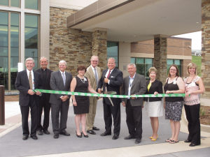 Mercy celebrates new clinic