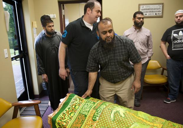 Islamic funerary services available in St. Louis