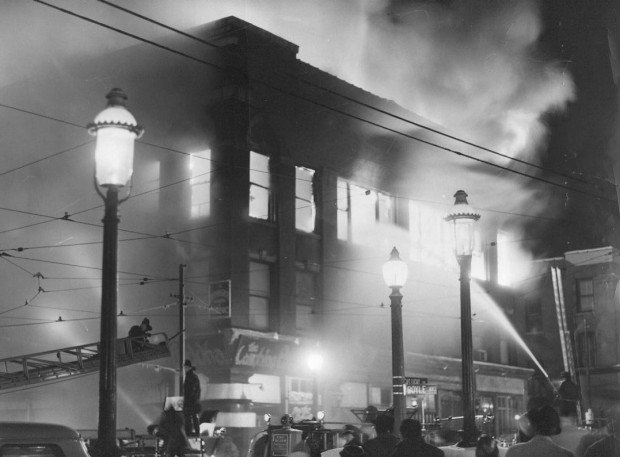 A Look Back Gaslight Square In St Louis Burned Brightly
