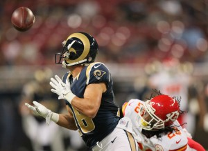 Rams offense faces monumental task