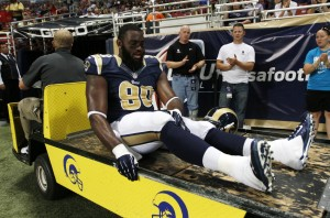 Brockers returns; Jackson sits out Rams practice