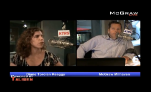 KTRS-TV: Diane Toroian Keaggy on the StL Art Museum Expansion