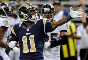 Bytes: prediction on 2013 Rams