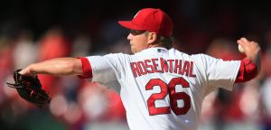 Cards sought ways to limit workload for Neshek, Rosenthal