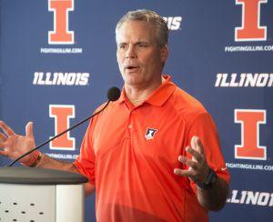 Jeff George keeping tabs on Illinois QB