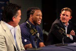 Tipsheet: Rams earn mixed draft reviews