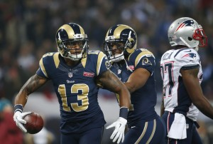 Burwell: Rams energized with sorry Jets up next