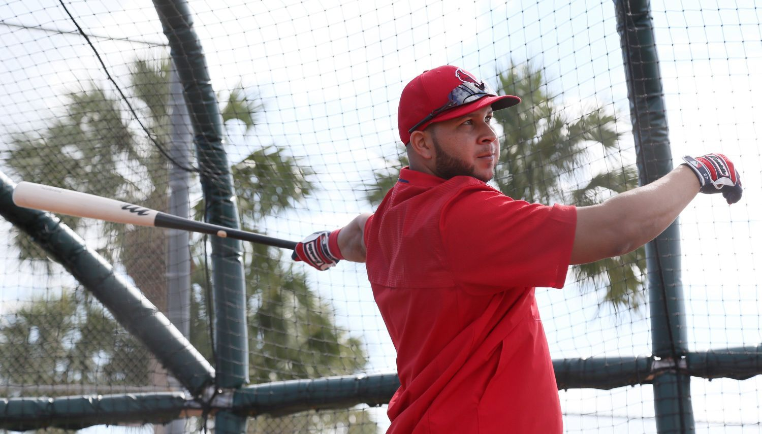 Cardinals notes: Peralta is ahead of schedule