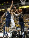 Mizzou pounces on West Virginia