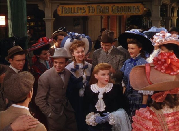 meet me in st louis movie Archives | the screen meet me in st louis,' a period film that has charm, with judy garland and margaret o' brien, opens at the astor.