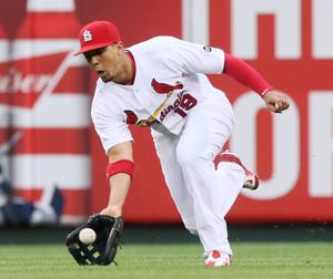 Cards' outfielders will have to be flexible