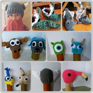 Made in St. Louis: Artist creates whimsical knit hats