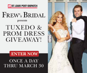 Frew's Bridal Prom Giveaway
