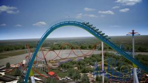 A stomach-churning look at NC's newest roller coaster