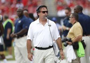 Photos: Rams get their first win